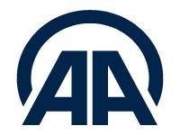 Anadolu Ajansı Logo on Mic Sponge