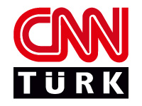 CNN Türk Logo on Mic Sponge