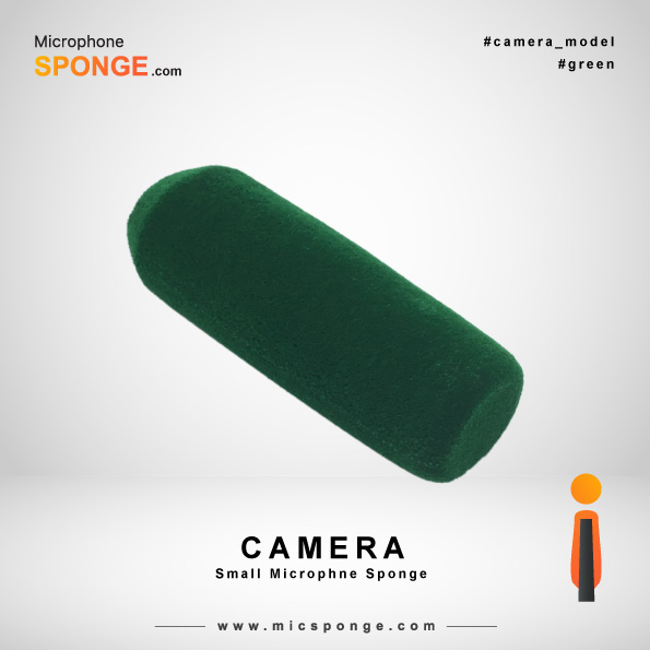 Camera Green Microphone Sponges