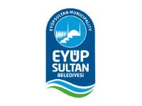 Eyüp Sultan Belediyesi Logo on Mic Sponge