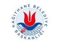 Kağıthane Belediye Başkanlığı Logo on Mic Sponge