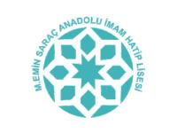 M Emin Saraç Logo on Mic Sponge