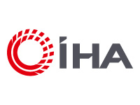 iHA Logo on Mic Sponge