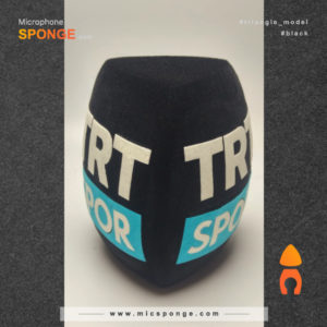 Microphone sponge cover TRT Spor Logo
