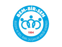 Bem Bir Sen Logo on Mic Sponge