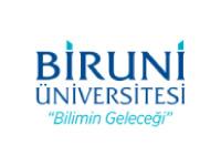 Biruni üniversitesi Logo on Mic Sponge