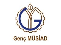 Genç Müsiad Logo on Mic Sponge