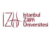 istanbul Zaim üniversitesi Logo on Mic Sponge