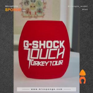 اسفنج الميكروفون G-Shock touch Turkey