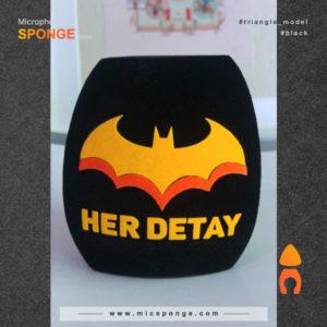 mic sponge cover Her Detay Logo
